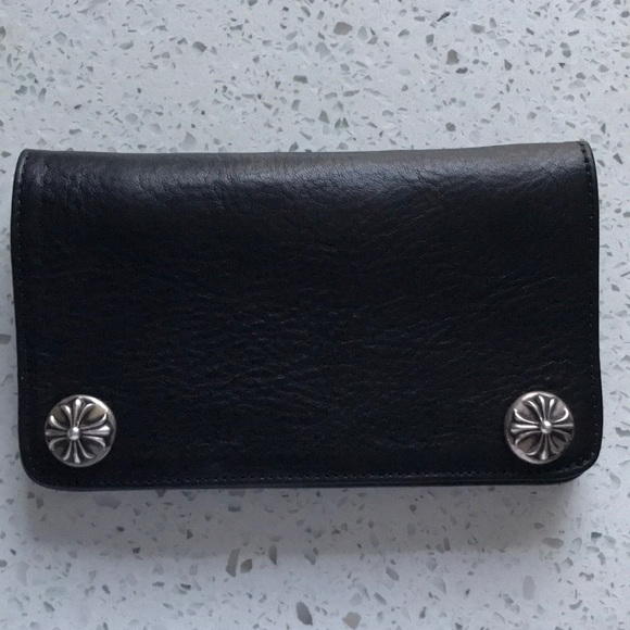 78551742039 ... chrome hearts bags authentic 1 zip wallet uni poshmark ...